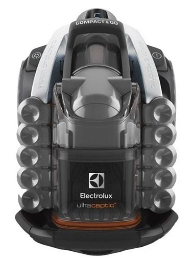 ZUCDELUXETR Ultra Captic Toz Torbasız Süpürge-Electrolux